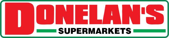 A theme logo of Donelan's Supermarkets